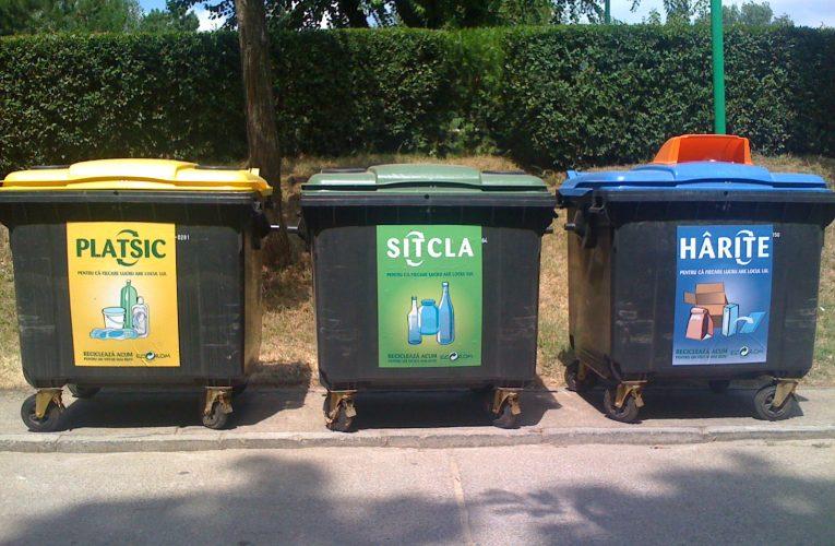 Brașovul începe să pună la punct planul de gestionare a deșeurilor