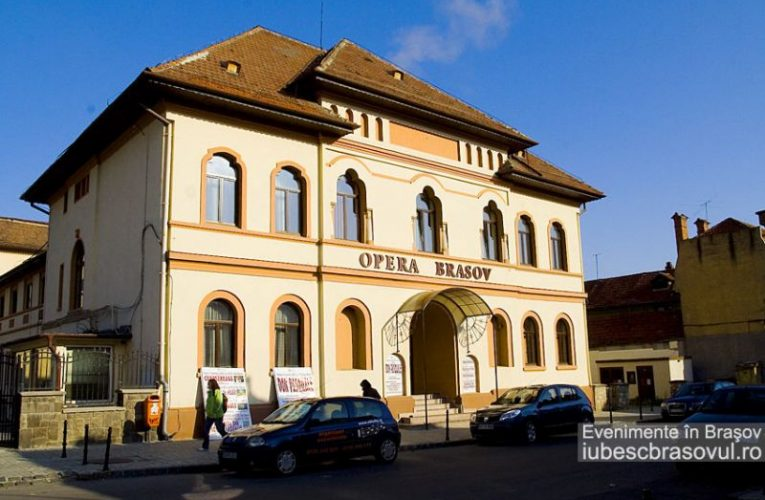 """Un spectacol pentru cei mici, o seară de muzică rusă și opereta """"Silvia"""" la Opera Brașov!"""