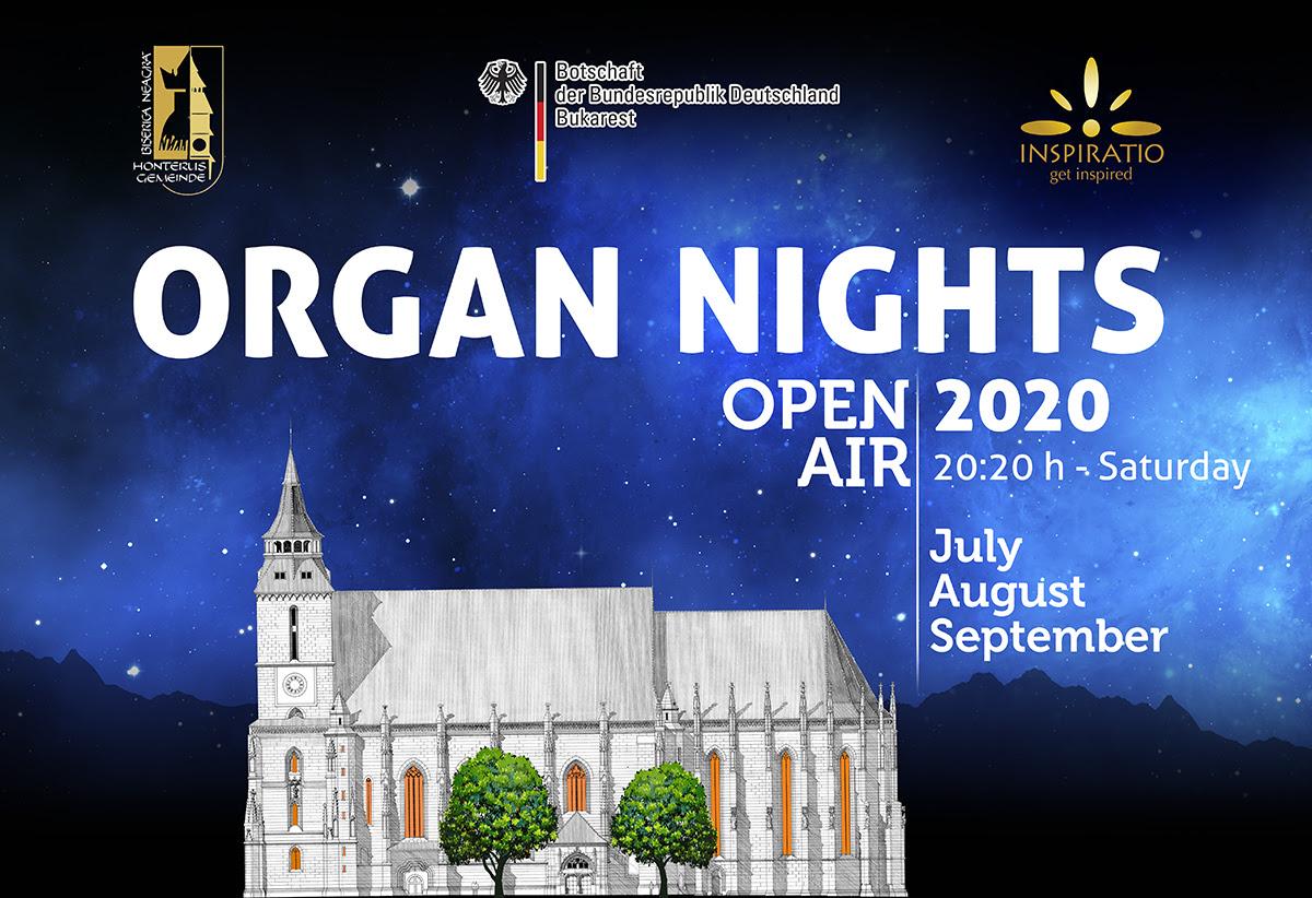 Biserica Neagra - Organ nights 2020