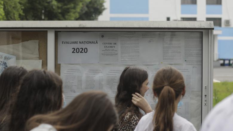 Evaluare nationala 2020