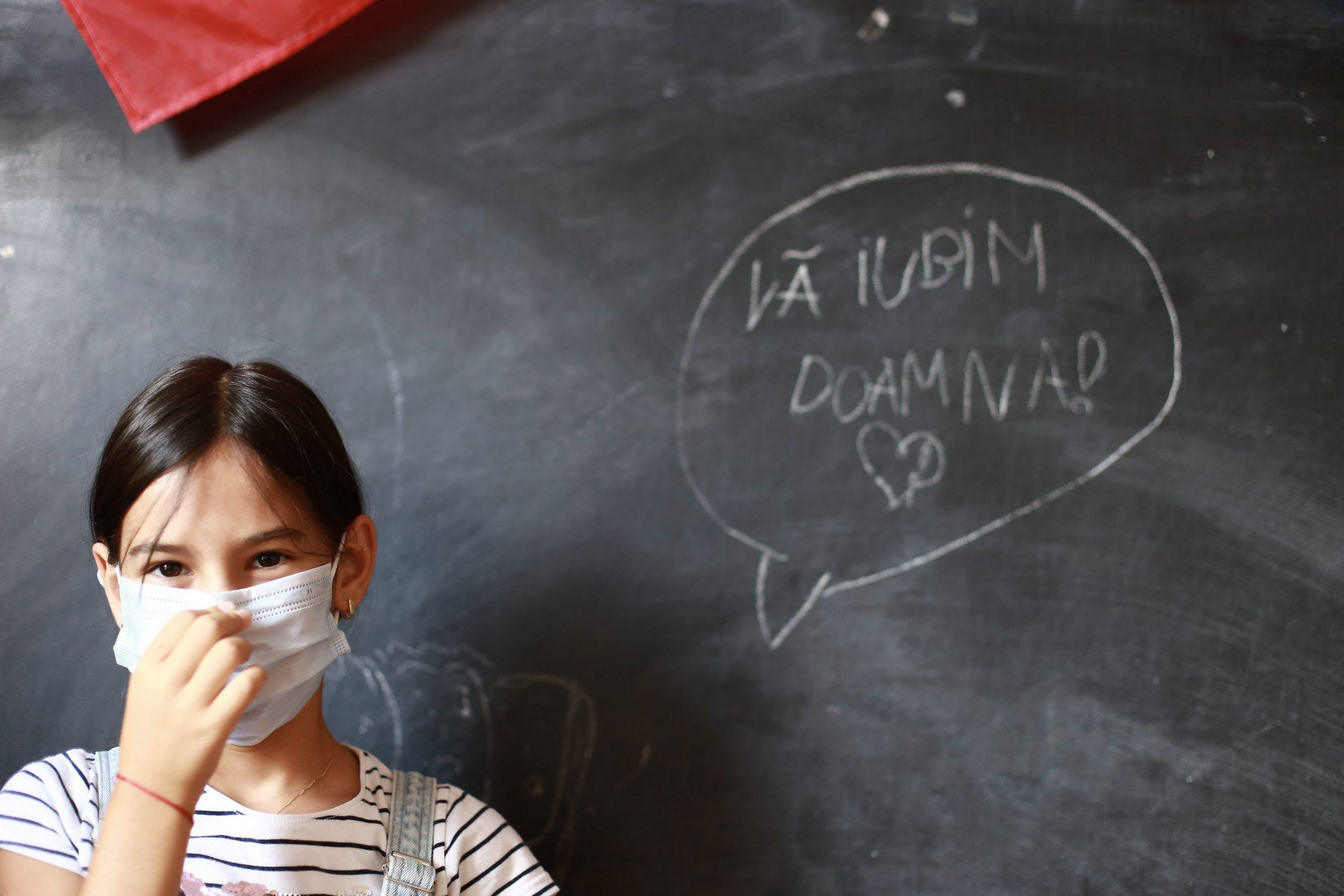 Teach for Romania - Campania Modele pentru Viitor