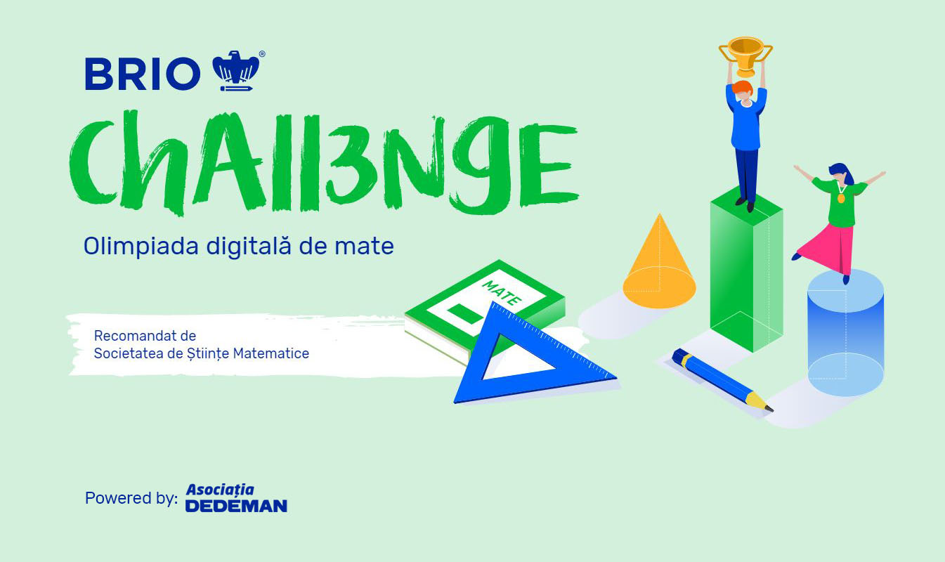 Brio challenge - Prima olimpiada digitala de matematica