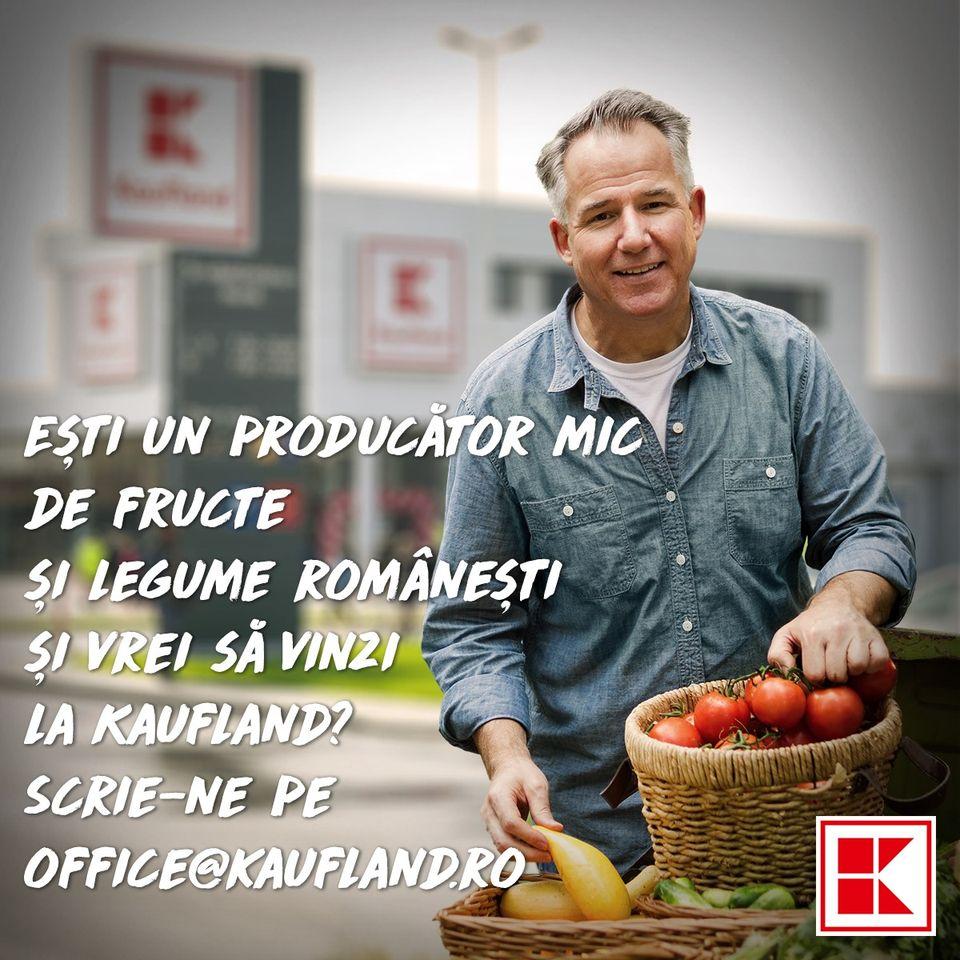 Kaufland România ofera spațiu magazine