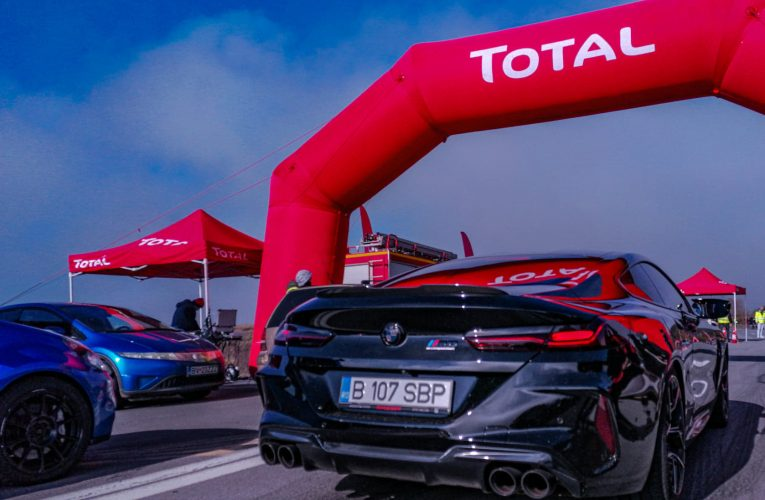 Promo Speed Challenge powered by Total