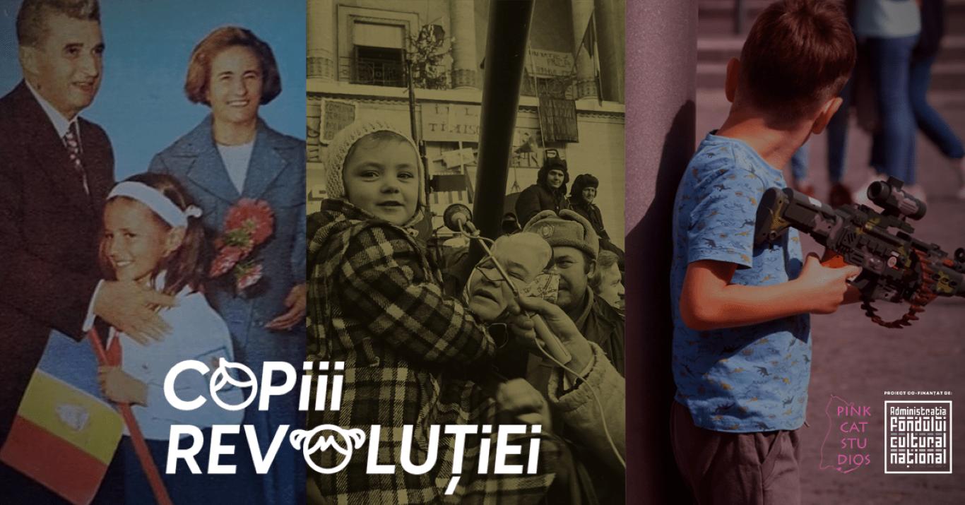 Vizual Copiii Revolutiei