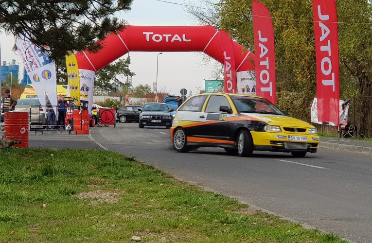 40 de concurenți la a treia etapă a Promo Rally powered by Total