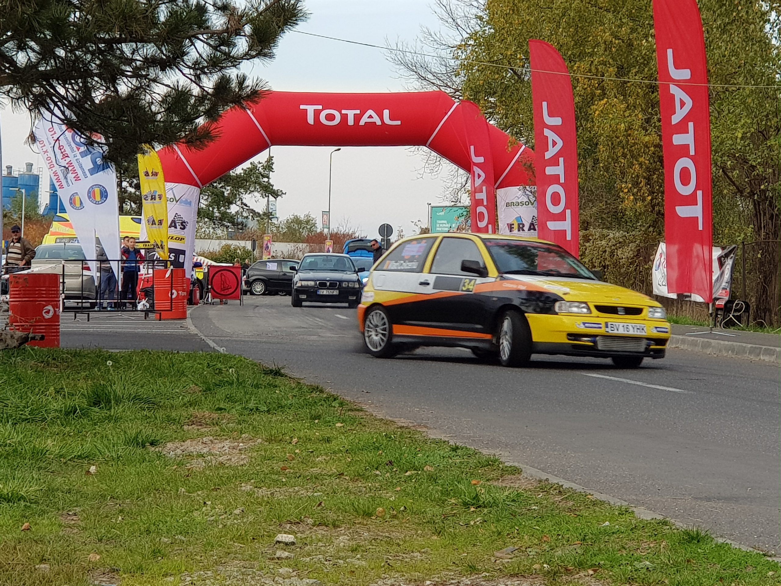 a treia etapa Promo Rally by Total
