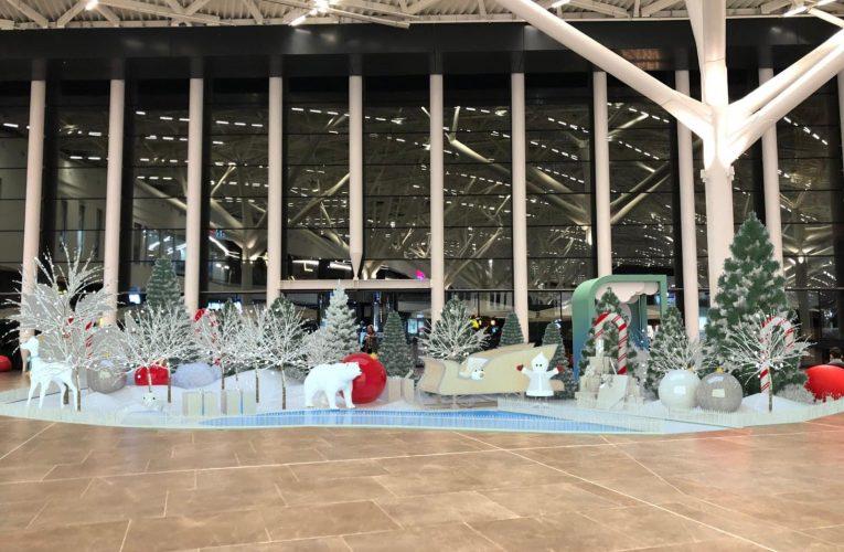 Magia Crăciunului într-un decor de vis la AFI Mall Brașov, ce surprize îi așteaptă pe vizitatori în luna decembrie