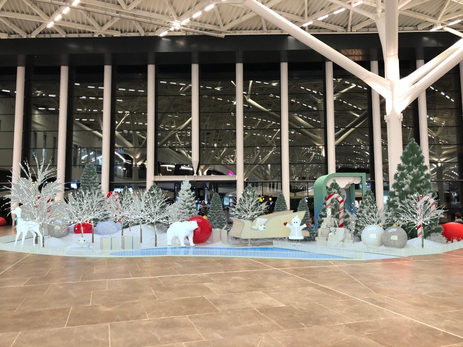 AFI Mall Brașov Crăciun
