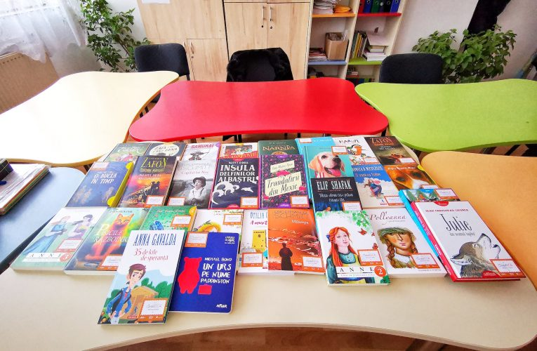 CarteTeca – proiectul prin care se oferă unităților de învățământ oportunitatea de a câștiga cărți