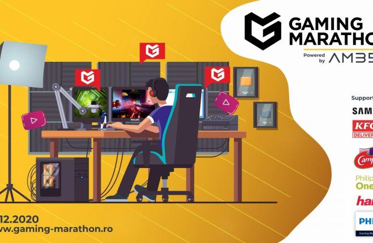Gaming Marathon – Cum poți transforma pasiunea pentru jocuri video  într-o carieră?
