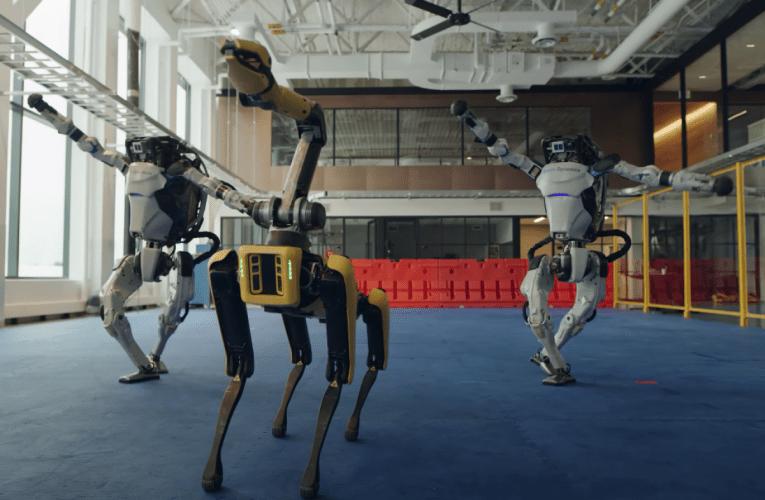 Roboții de la Boston Dynamics: Inspirație pentru dansul de Revelion
