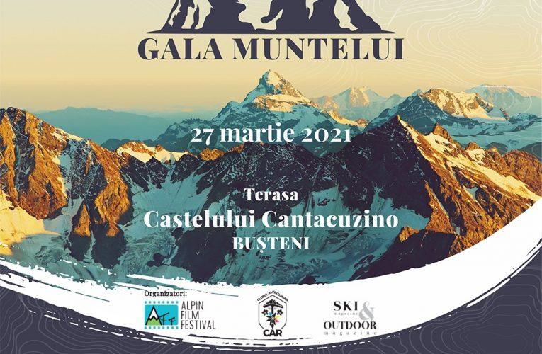 Gala Muntelui 2021 va fi transmisă online pe Facebook