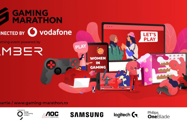 Gaming Marathon – streamerii români se unesc pentru a încuraja femeile să urmeze o carieră în gaming