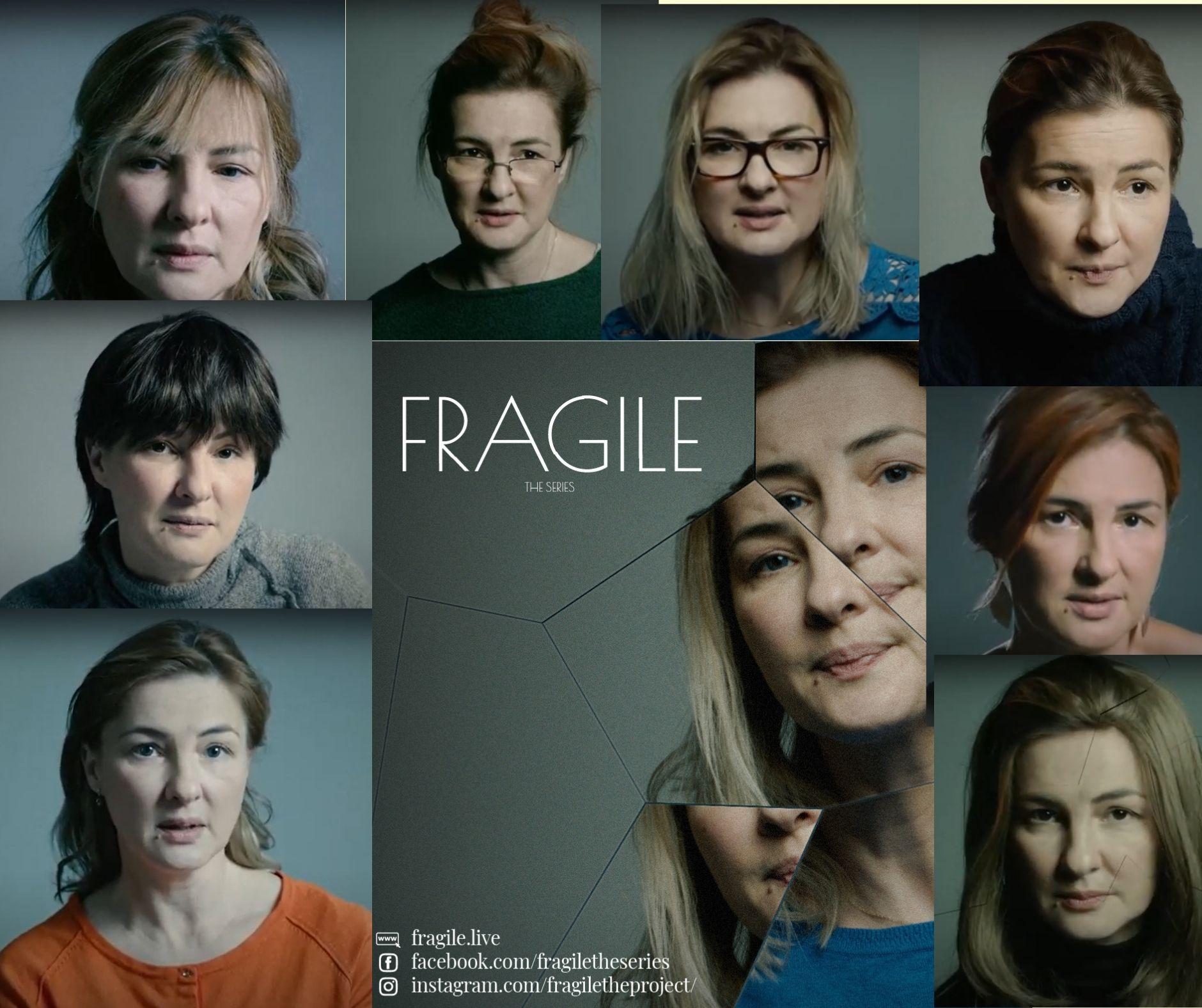 fragile - serial
