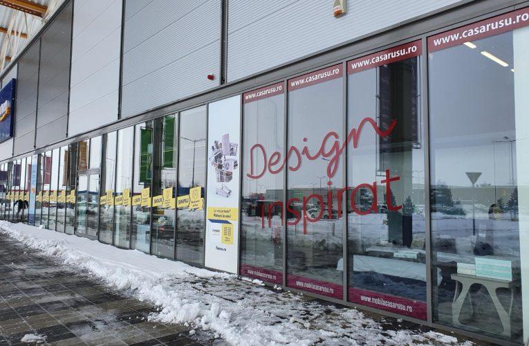 Magazinul de mobilă Casa Rusu din Brasov se redeschide cu sute de produse noi, promoții și cadouri pentru primii 400 de cumpărători