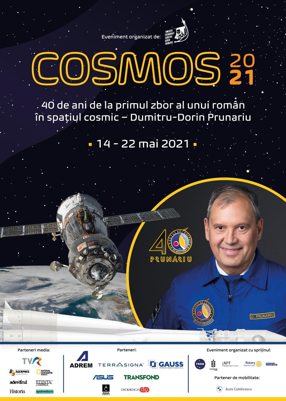 40 de ani de la primul zbor Cosmos 2021