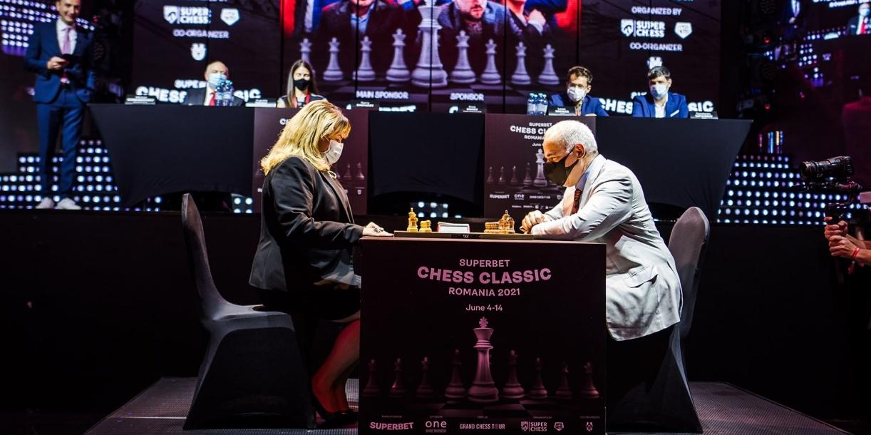 Superbet Chess Classic Romania 2021