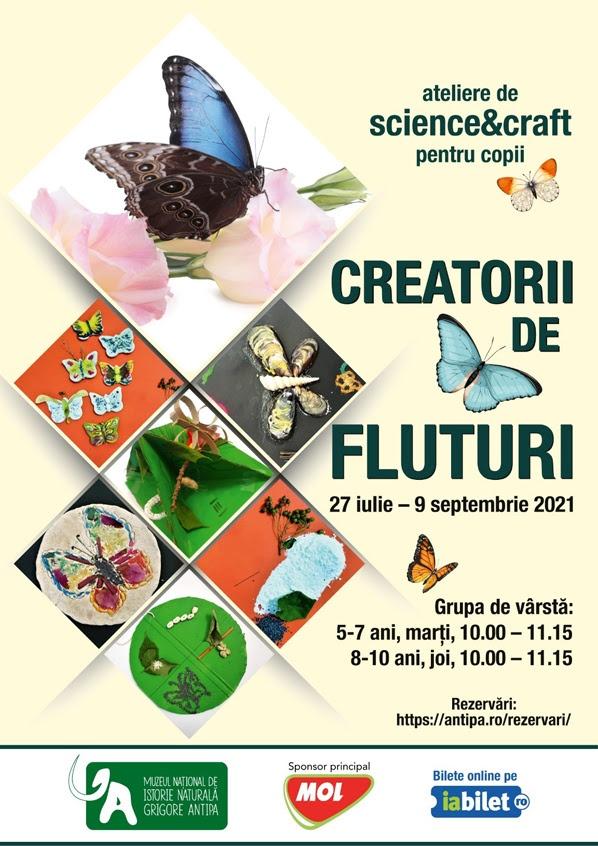 Creatorii de fluturi