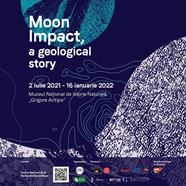 Moon impact a geological story