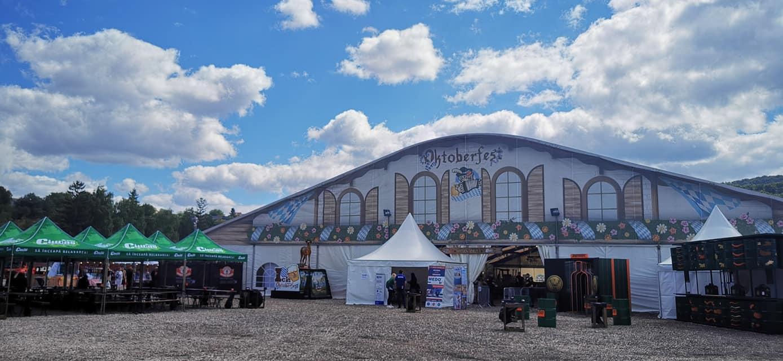 zonele exterioare ale Oktoberfest 2021