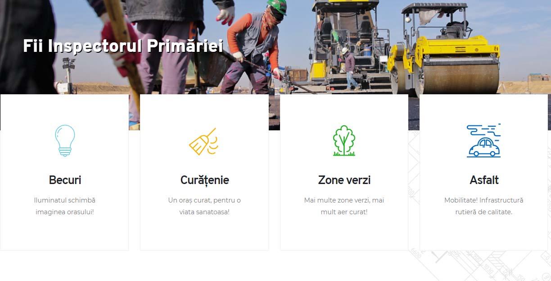 Primăria Brașov a lansat un site