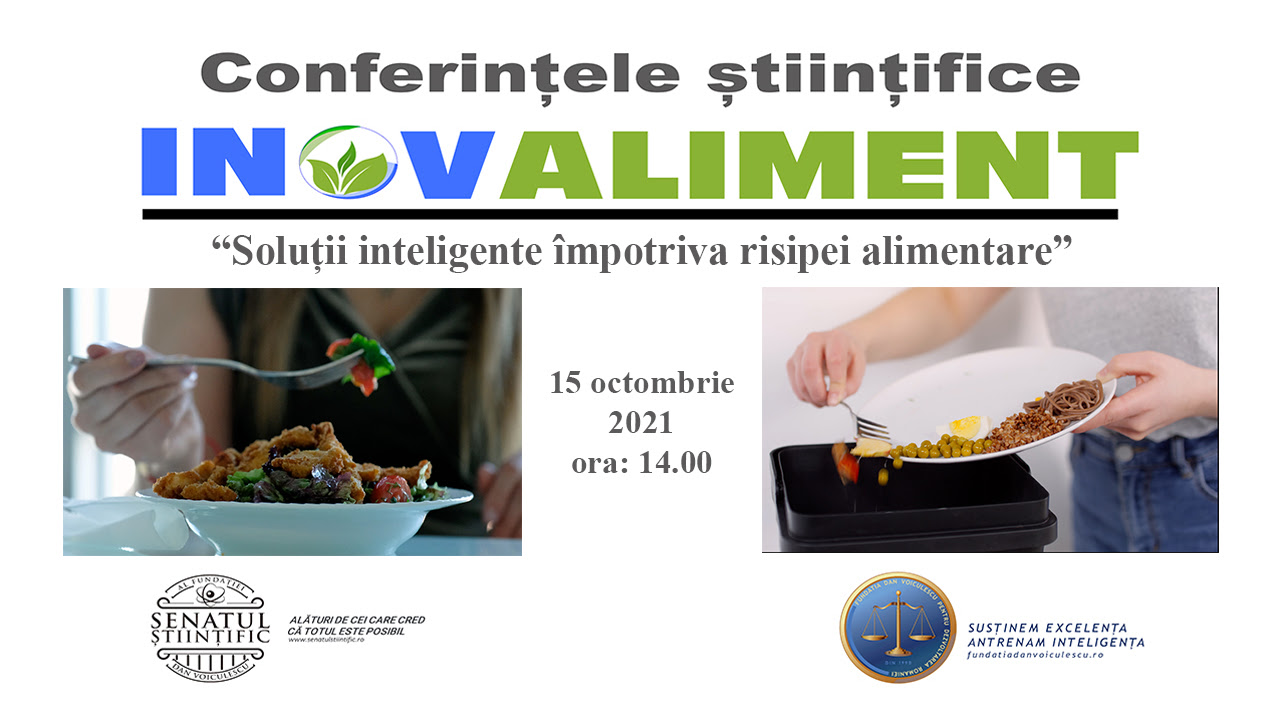 Conferinta pentru prevenție a risipei alimentare